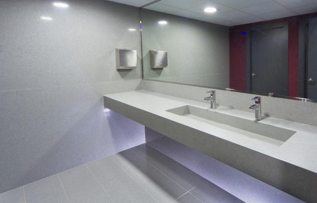 Bathroom Worktop